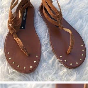 Matt Bernson sandals new